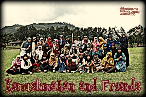 Kemuslimahan and Friends