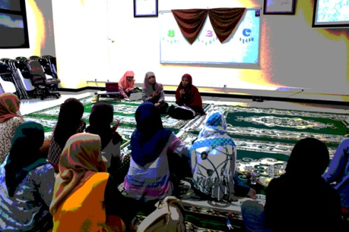 Smart Beauty Class, 4 Mei 2013, Dasar G Gd. A IM Telkom
