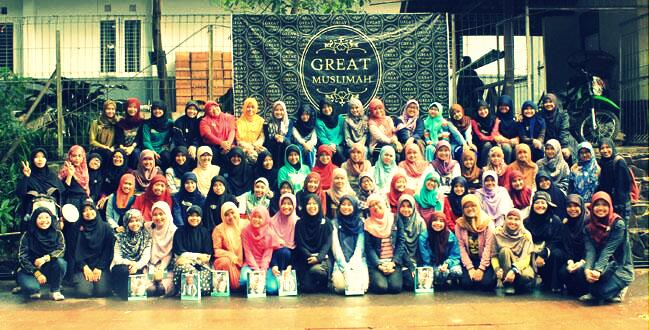 we are muslimah hijrah